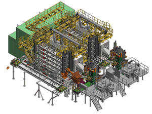 Engineering Casting Plant