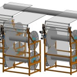 Warp Yarn Feeding Warp Thread Feed System