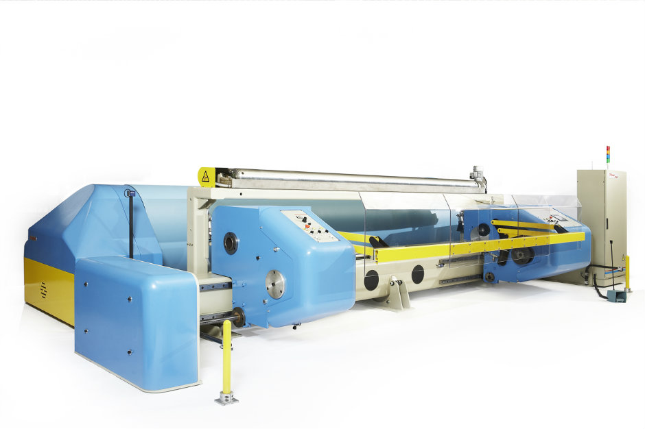 sectional-warping-machine