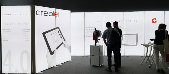 CREALET at ITMA 2019 in Barcelona