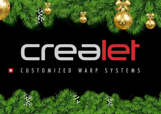 Crealet AG Customized Warp Systems - Crealetter